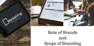 Role of Brands and Scope of Branding