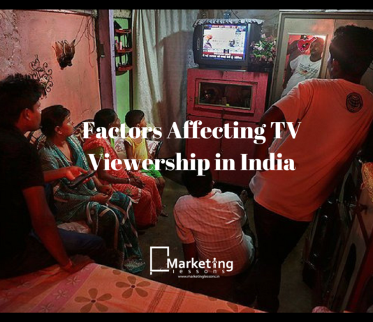 Factors Affecting TV Viewership in India